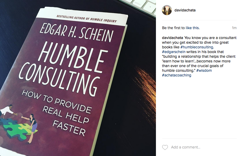 What I'm Reading | Humble Consulting